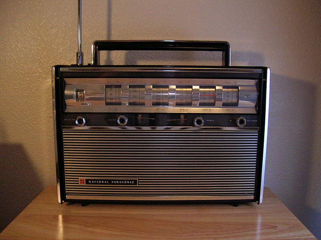 מעשה באנטנה של רדיו