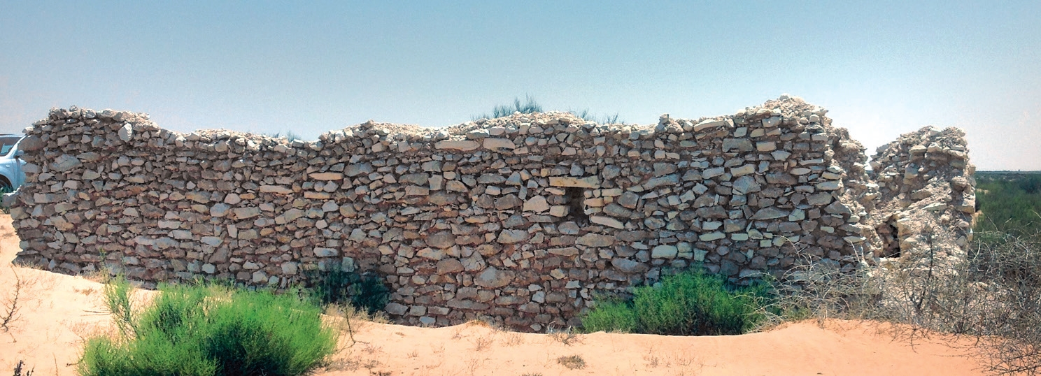 Al-'Obeidat Structures in the Western Negev: An Example of Bedouin Architecture from the British Mandate Period in Israel