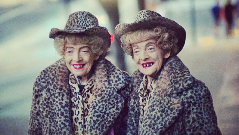 תאומים, אך לא זהים