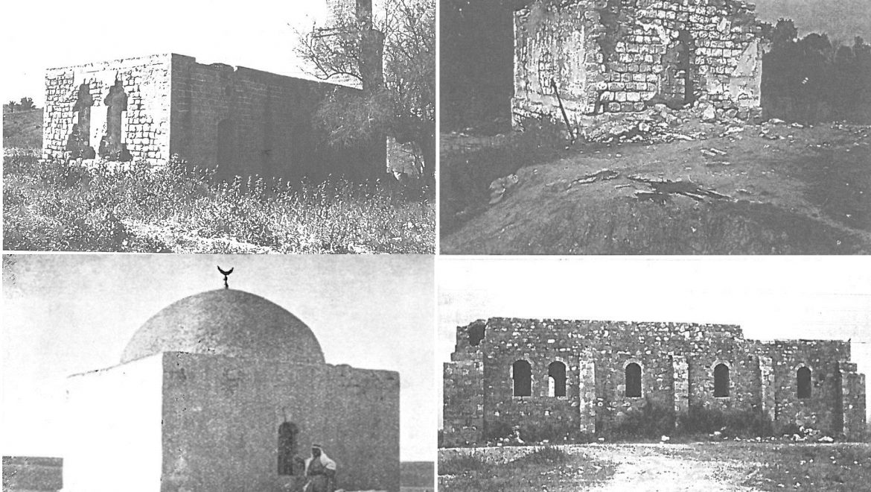 האימפריה תוקעת יתד: בנייה ממלכתית עות'מאנית של מיבני-ציבור בצפון הנגב בתקופת עבדולחמיד השני, טרם הקמת באר שבע [1]